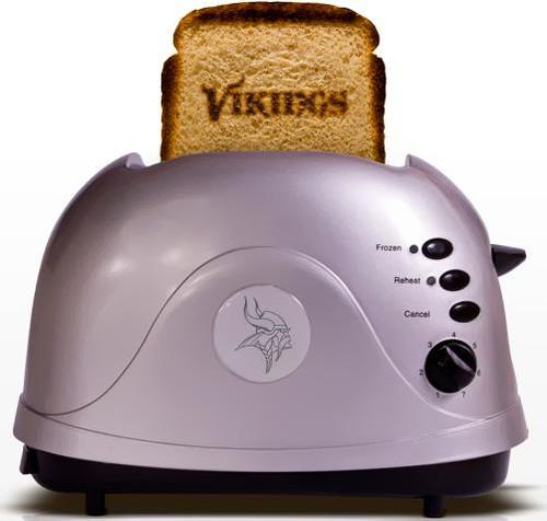 NFL ProToast Retro Minnesota Vikings Toaster
