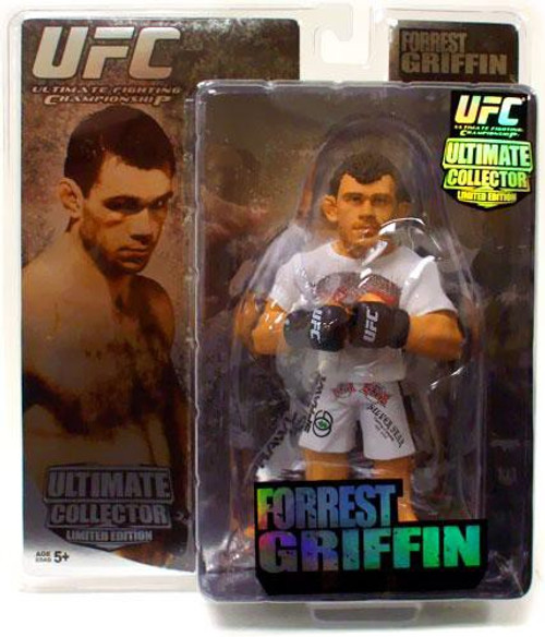UFC Ultimate Collector Series 2 Forrest Griffin Action Figures [Limited Edition]