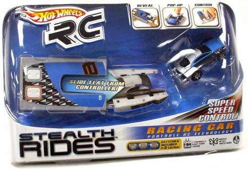 Hot Wheels R/C Stealth Rides Blue 1/6 R/C Car