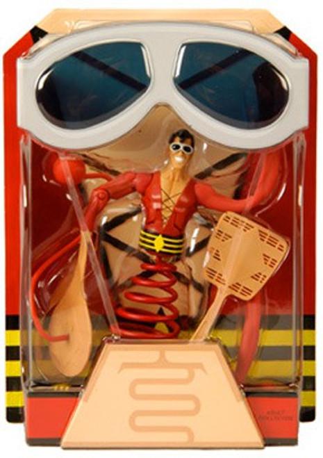 DC Plastic Man Exclusive Action Figure [No Suitcase]