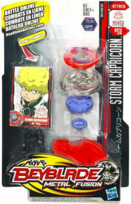 Beyblade Metal Fusion Storm Capricorn Single Pack BB-50