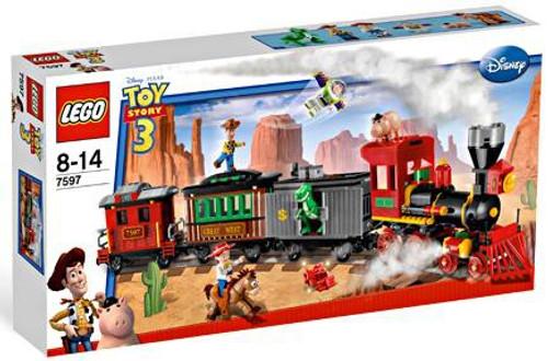 LEGO Toy Story 3 Western Train Chase Set #7597