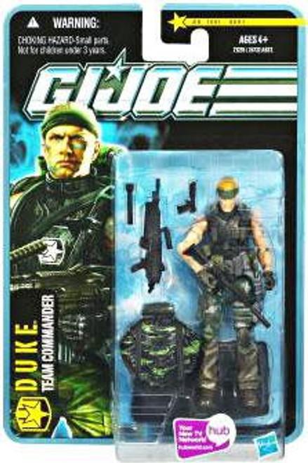GI Joe Pursuit of Cobra Duke Action Figure [Jungle Assault]