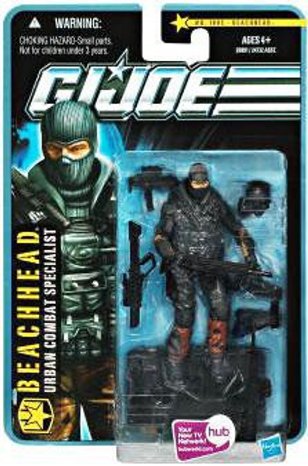 GI Joe Pursuit of Cobra City Strike Beachhead Action Figure