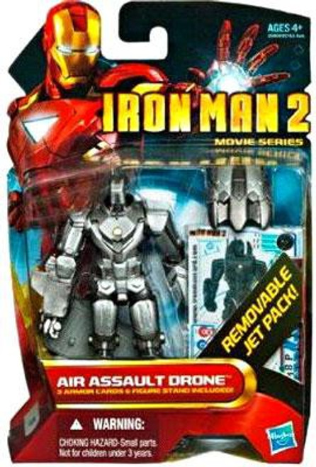Iron Man 2 Movie Series Air Assault Drone Action Figure #17