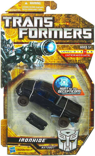 Transformers Hunt for the Decepticons Ironhide Deluxe Action Figure