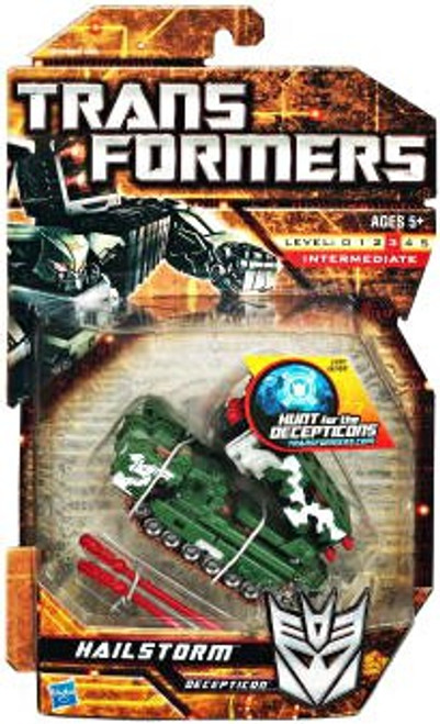 Transformers Hunt for the Decepticons Hailstorm Deluxe Action Figure