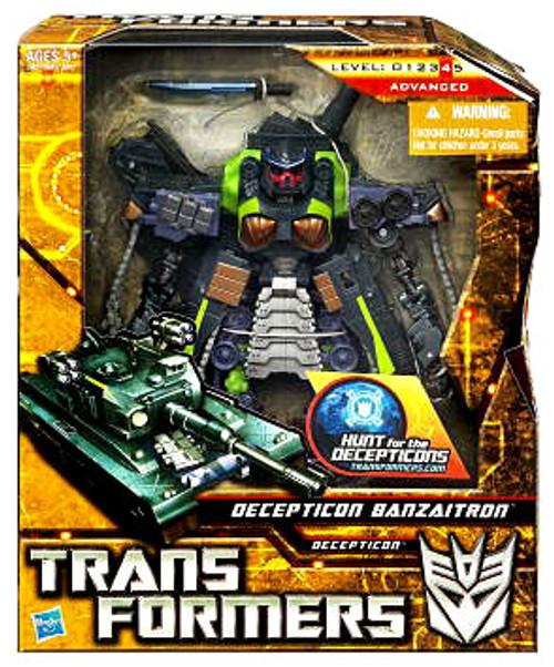 Transformers Hunt for the Decepticons Decepticon Banzaitron Voyager Action Figure