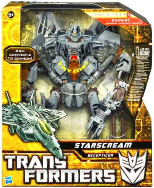 Transformers Hunt for the Decepticons Starscream Leader Action Figure