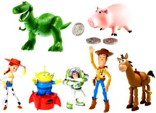 Toy Story Andy's Toys Gift Pack Exclusive Action Figure Set