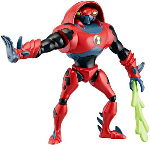 Ben 10 Ultimate Alien DNA Alien Heroes Water Hazard Action Figure