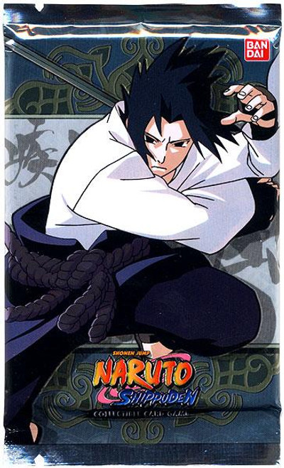 Naruto Shippuden Card Game Fangs of the Snake Booster Pack