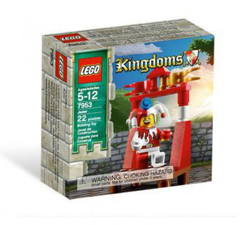LEGO Kingdoms Court Jester Set #7953