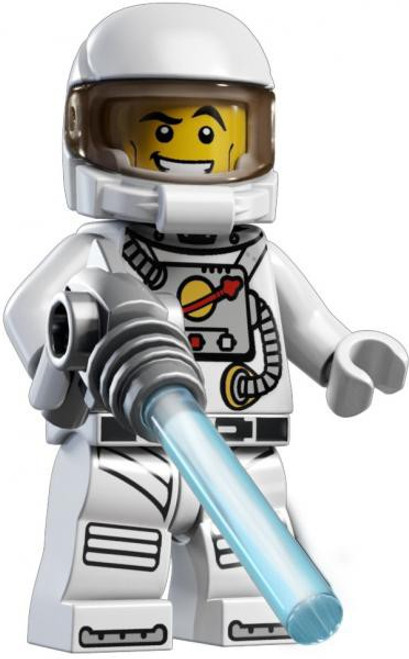 LEGO Minifigures Series 1 Spaceman Minifigure [Loose]