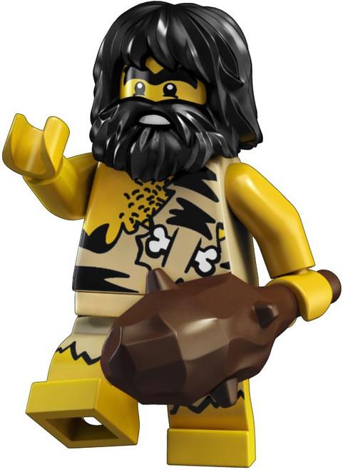 LEGO Minifigures Series 1 Caveman Minifigure [Loose]