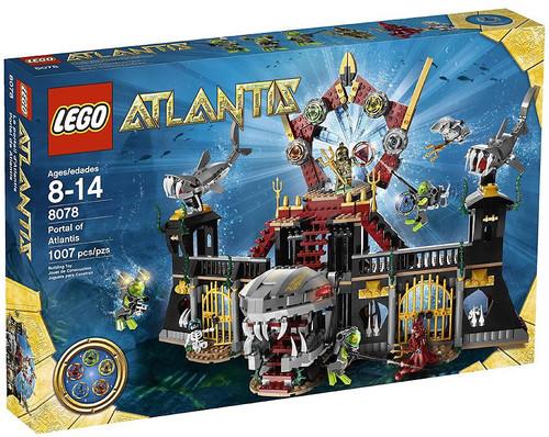 LEGO Portal of Atlantis Set #8078