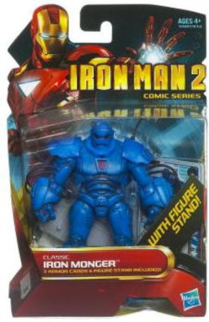 Iron Man 2 Comic Series Classic Iron Monger #35