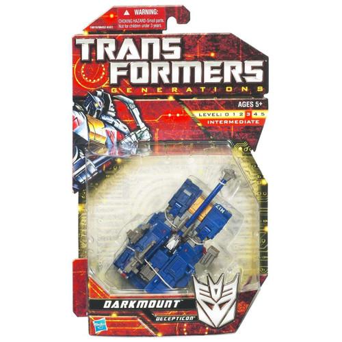 Transformers Generations Deluxe Darkmount Deluxe Action Figure