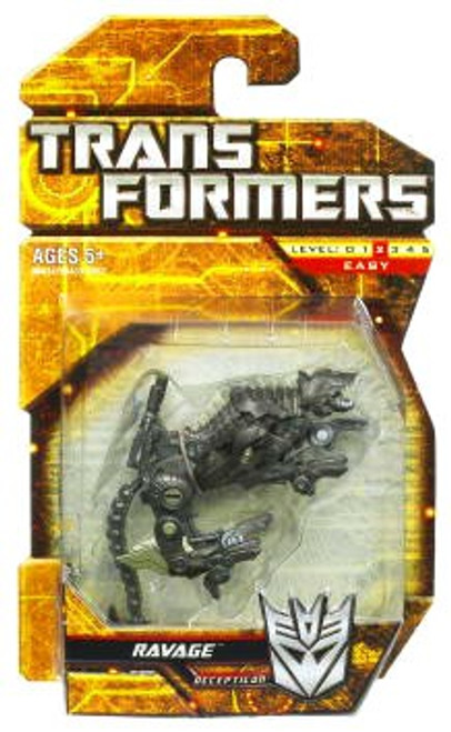 Transformers Hunt for the Decepticons Ravage Legends Legends Mini Figure