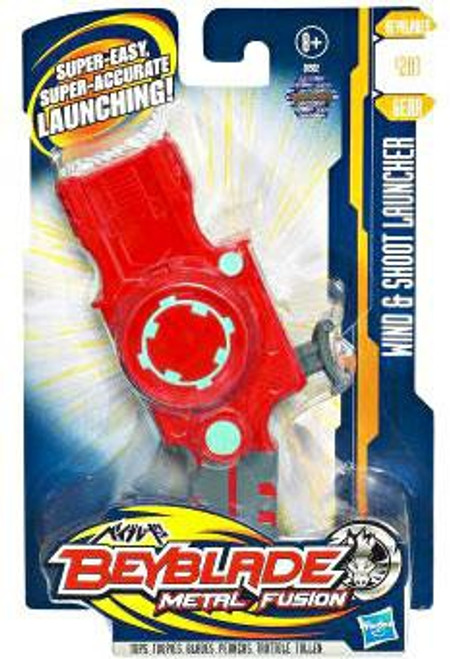 Beyblade Metal Fusion Battle Gear Wind & Shoot Launcher Accessory B-201
