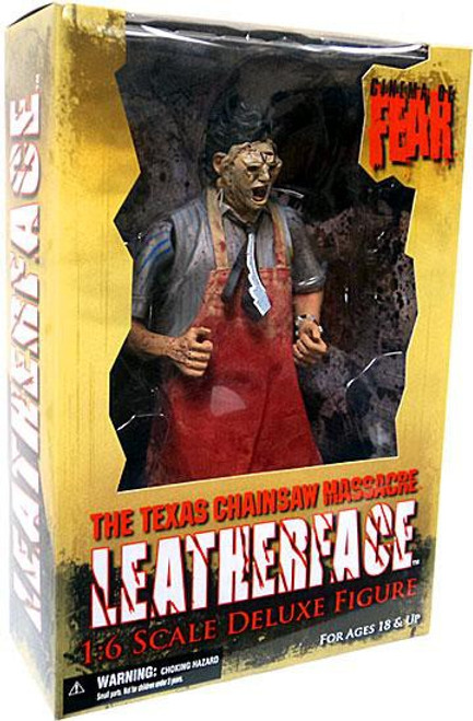 The Texas Chainsaw Massacre Cinema of Fear Leatherface 12 Inch Action Figure