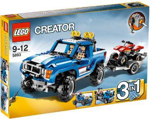 LEGO Creator Off Road Power Set #5893