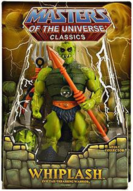 Masters of the Universe Classics Club Eternia Whiplash Exclusive Action Figure
