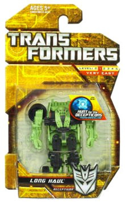Transformers Hunt for the Decepticons Long Haul Legends Legends Mini Figure