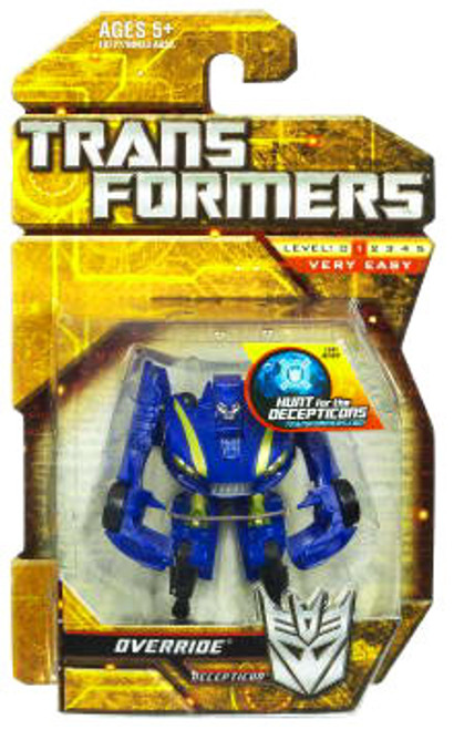 Transformers Hunt for the Decepticons Override Legends Legends Mini Figure