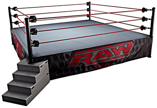 WWE Wrestling Elite Scale Ring Playset [Raw]