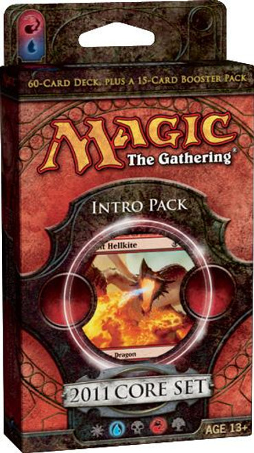 MtG Magic 2011 Breath of Fire Intro Pack [Sealed Deck]