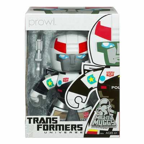 Transformers Universe Mighty Muggs Prowl Exclusive Vinyl Figure