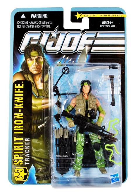 GI Joe Spirit Iron-Knife Exclusive Action Figure