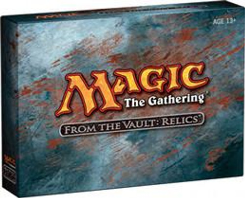 MtG From the Vault: Relics Boxed Set [Sealed]