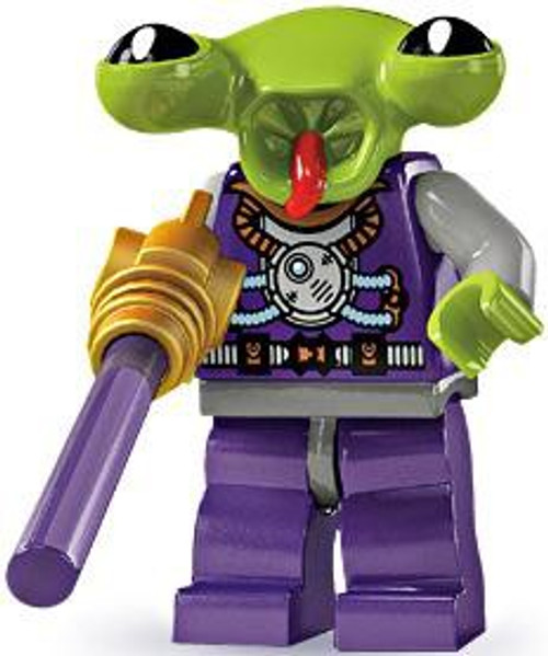 LEGO Minifigures Series 3 Squid Alien Minifigure [Loose]