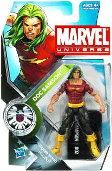 Marvel Universe Series 12 Doc Samson Action Figure #2