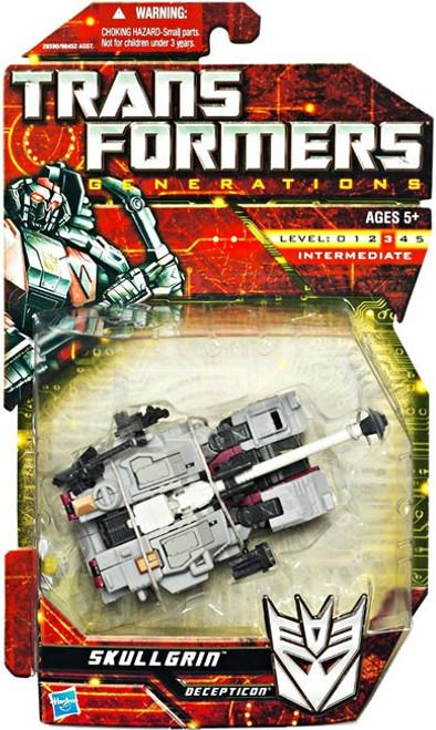 Transformers Generations Deluxe Skullgrin Deluxe Action Figure