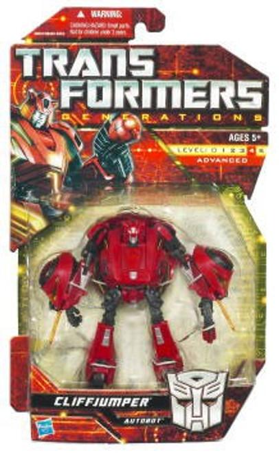 Transformers Generations Deluxe Cliffjumper Deluxe Action Figure