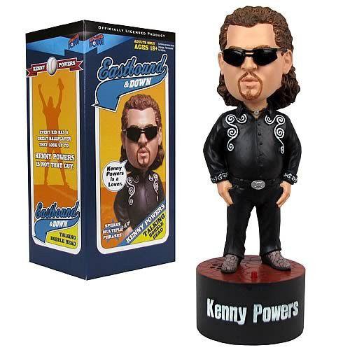Eastbound & Down Kenny Powers Bobble Head [Black Outfit]