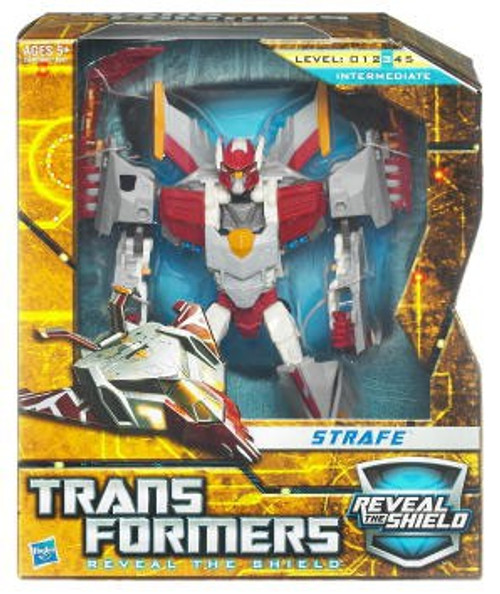 Transformers Reveal the Shield Hunt for the Decepticons Strafe Voyager Action Figure