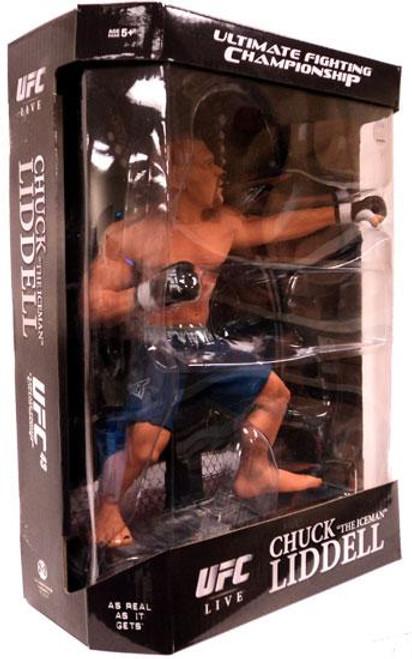 UFC Live Series Chuck Liddell 10-Inch Figure