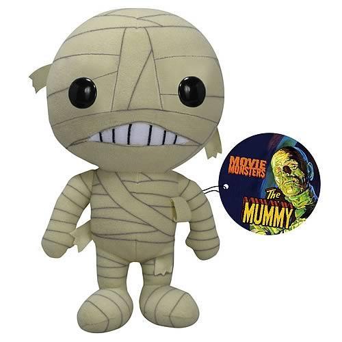 Universal Monsters Funko 7 Inch Plushies The Mummy Plush