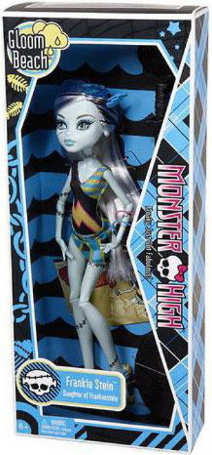 Monster High Gloom Beach Frankie Stein 10.5-Inch Doll