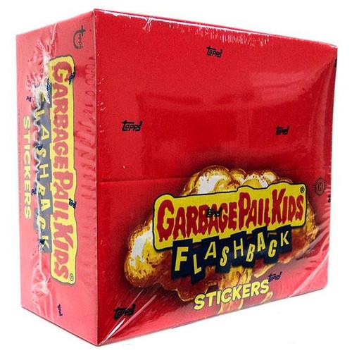 Garbage Pail Kids Flashback Series 2 Trading Card Sticker Box