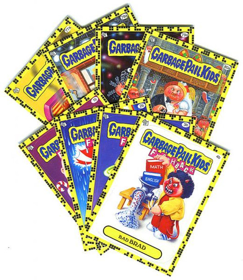 Garbage Pail Kids Flashback Series 2 Complete Set