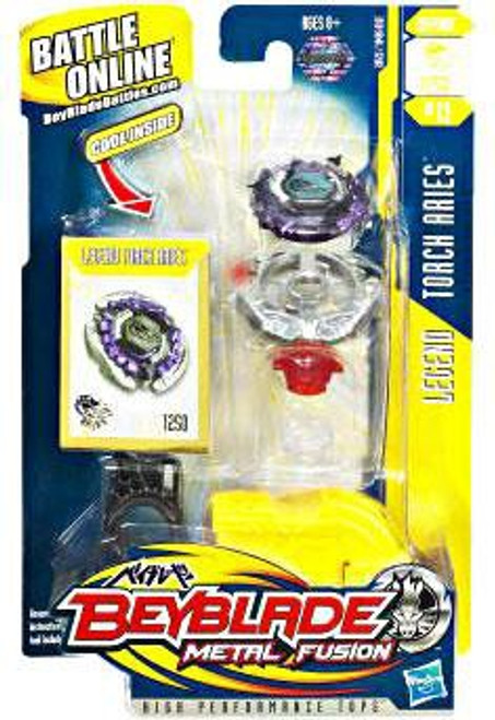 Beyblade Metal Fusion Torch Aries BB-13 [Legend]