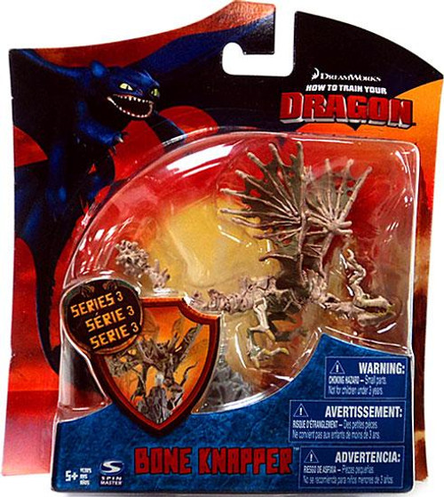 How to Train Your Dragon Series 3 Bone Knapper Action Figure