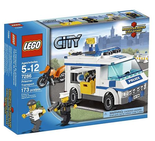 LEGO City Prisoner Transport Set #7286