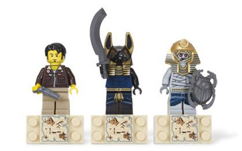 LEGO Pharaoh's Quest Magnet Set #853168