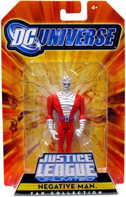 DC Universe Justice League Unlimited Fan Collection Negative Man Exclusive Action Figure